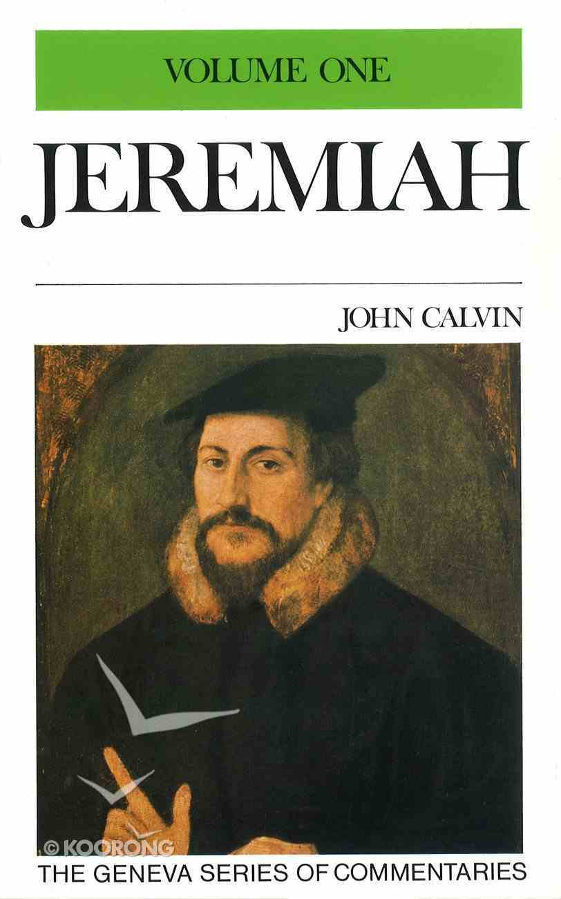 Jeremiah Volume 1 Hardback