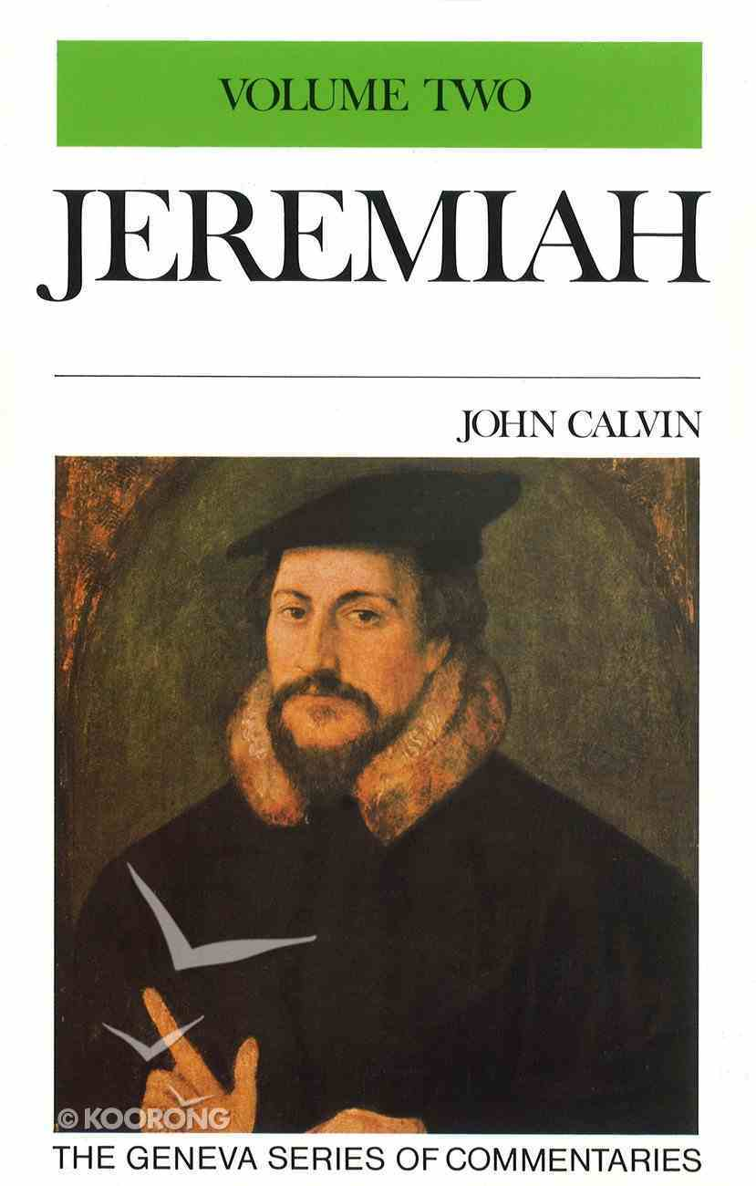 Jeremiah Volume 2 Hardback