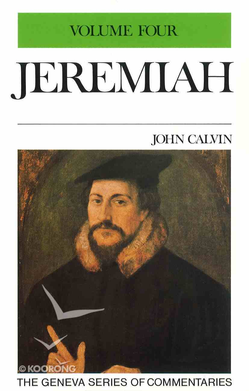 Jeremiah Volume 4 Hardback