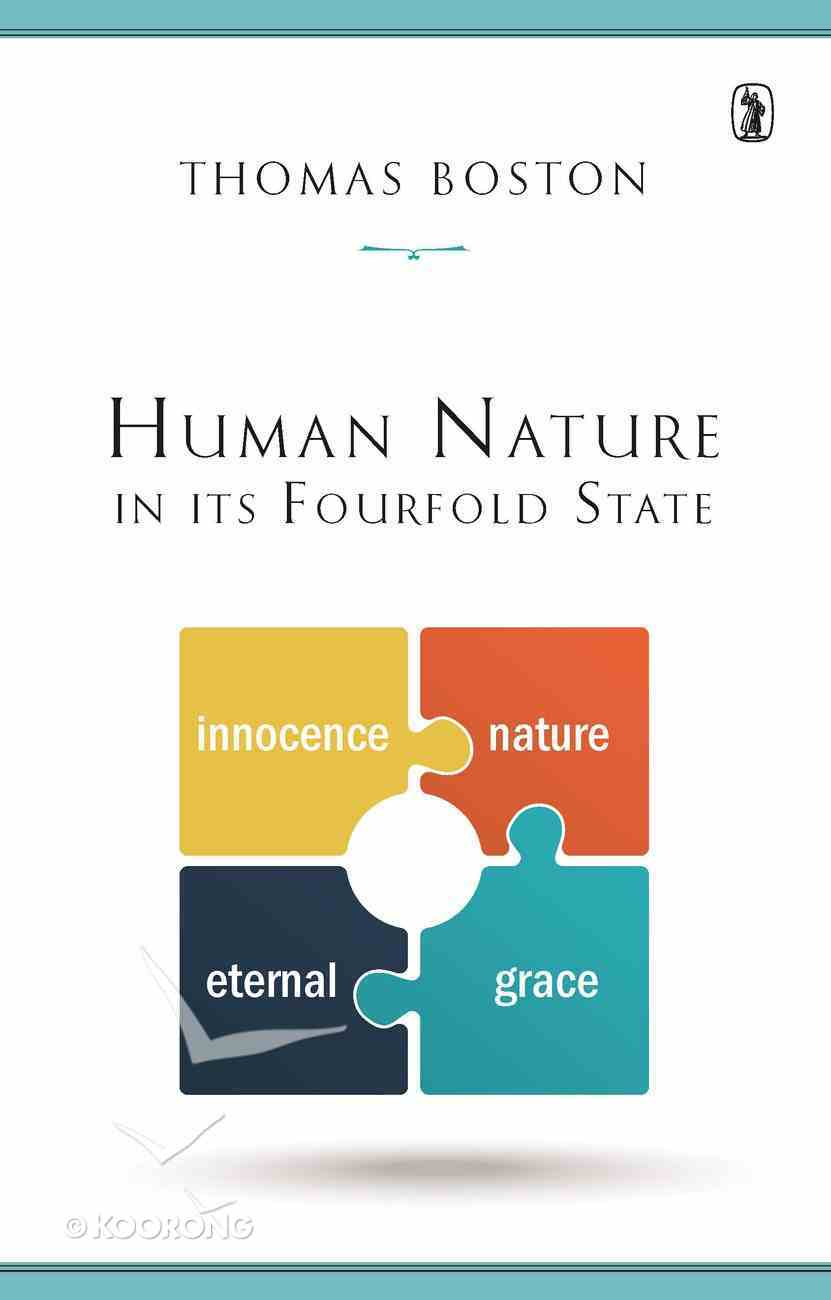 Human Nature in Its Fourfold State Hardback
