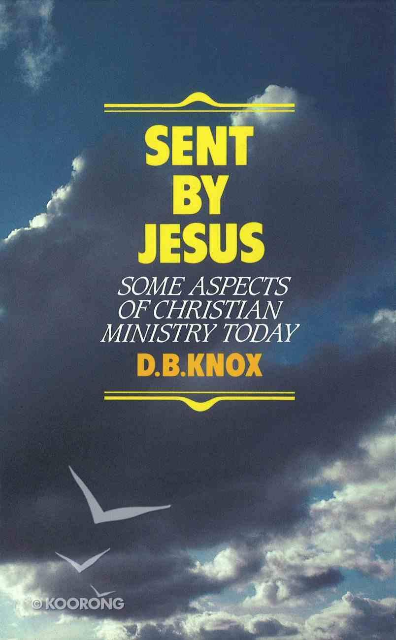 Sent By Jesus Hardback
