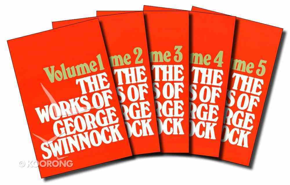 Works of George Swinnock (5 Vols) Hardback