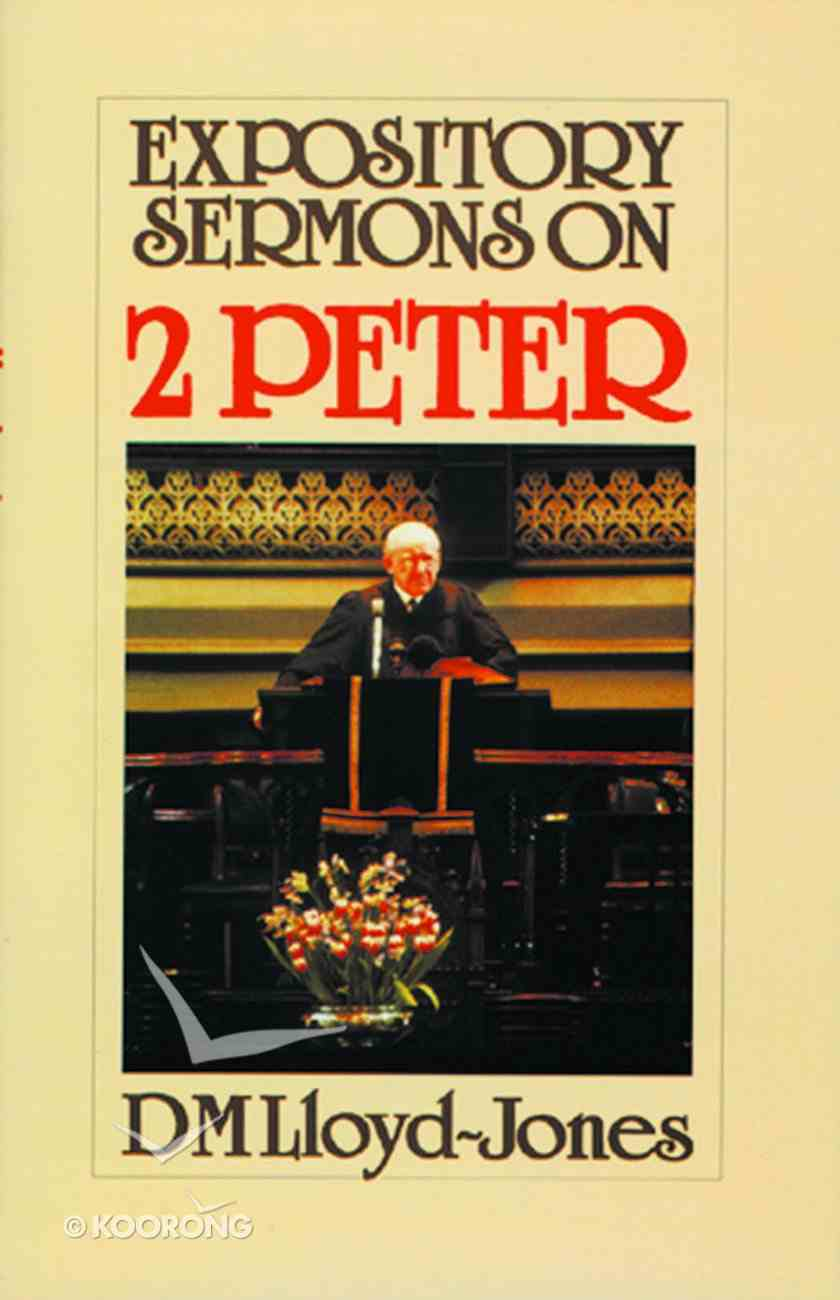 Expository Sermons on 2 Peter Paperback