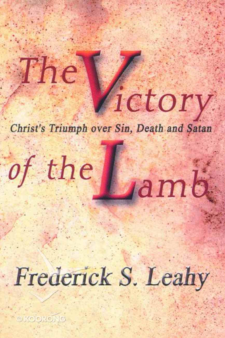 Victory of the Lamb Paperback