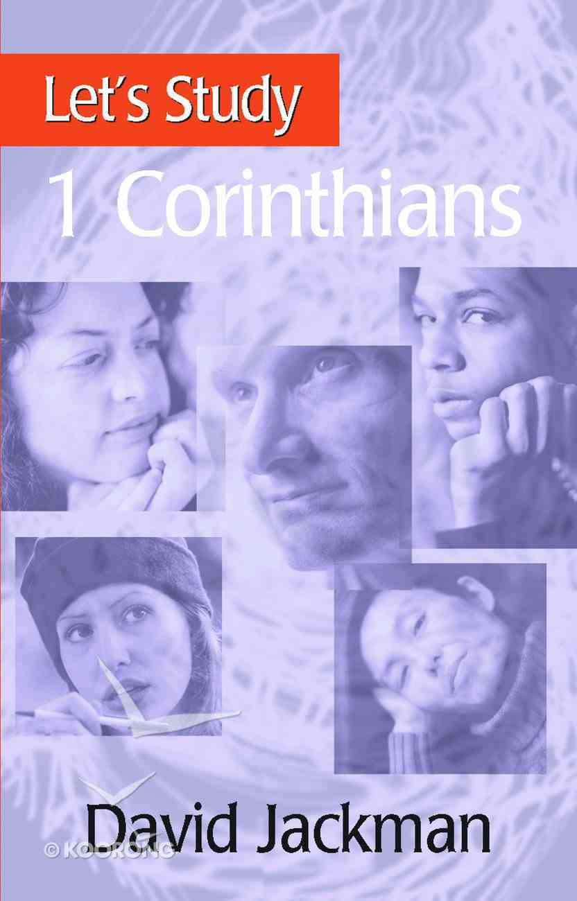 1 Corinthians (Let's Study (Banner Of Truth) Series) Paperback