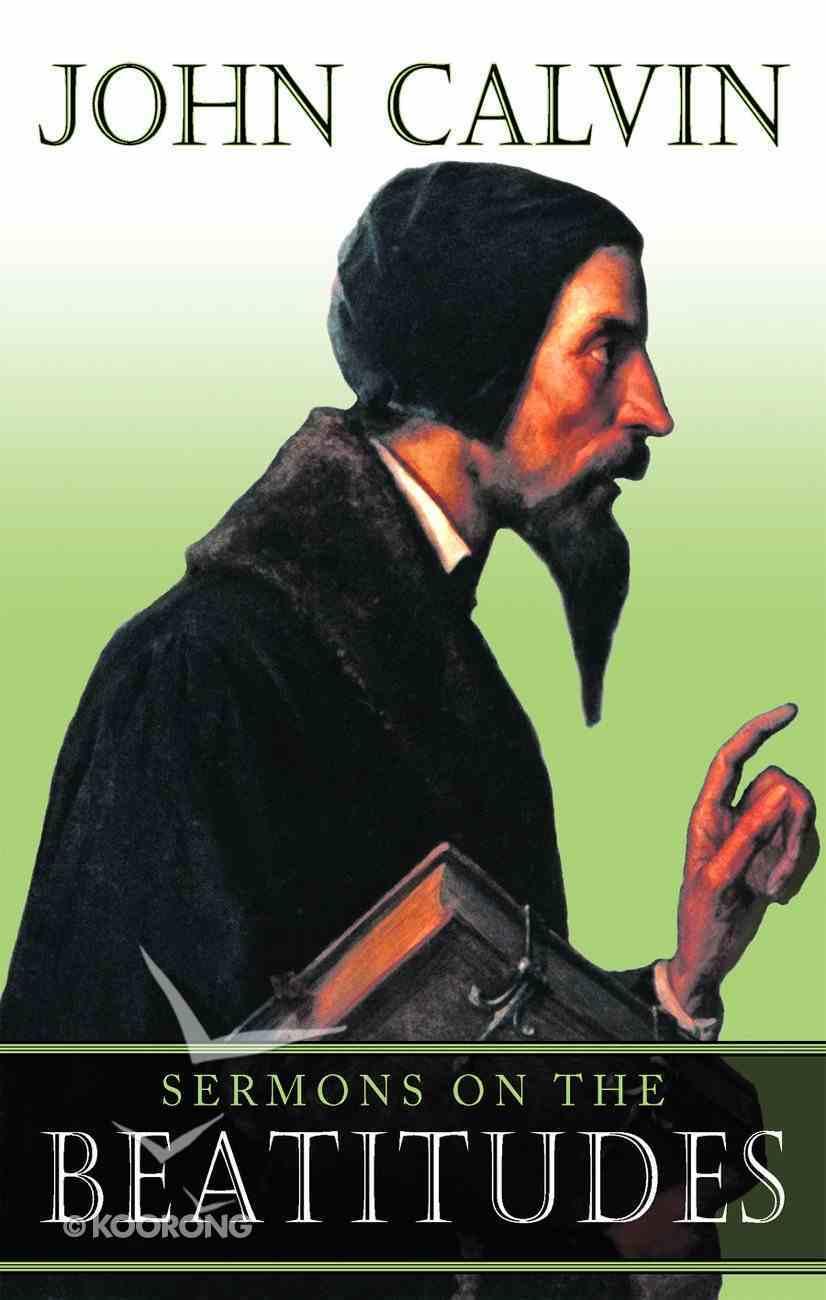 Sermons on the Beatitudes Hardback