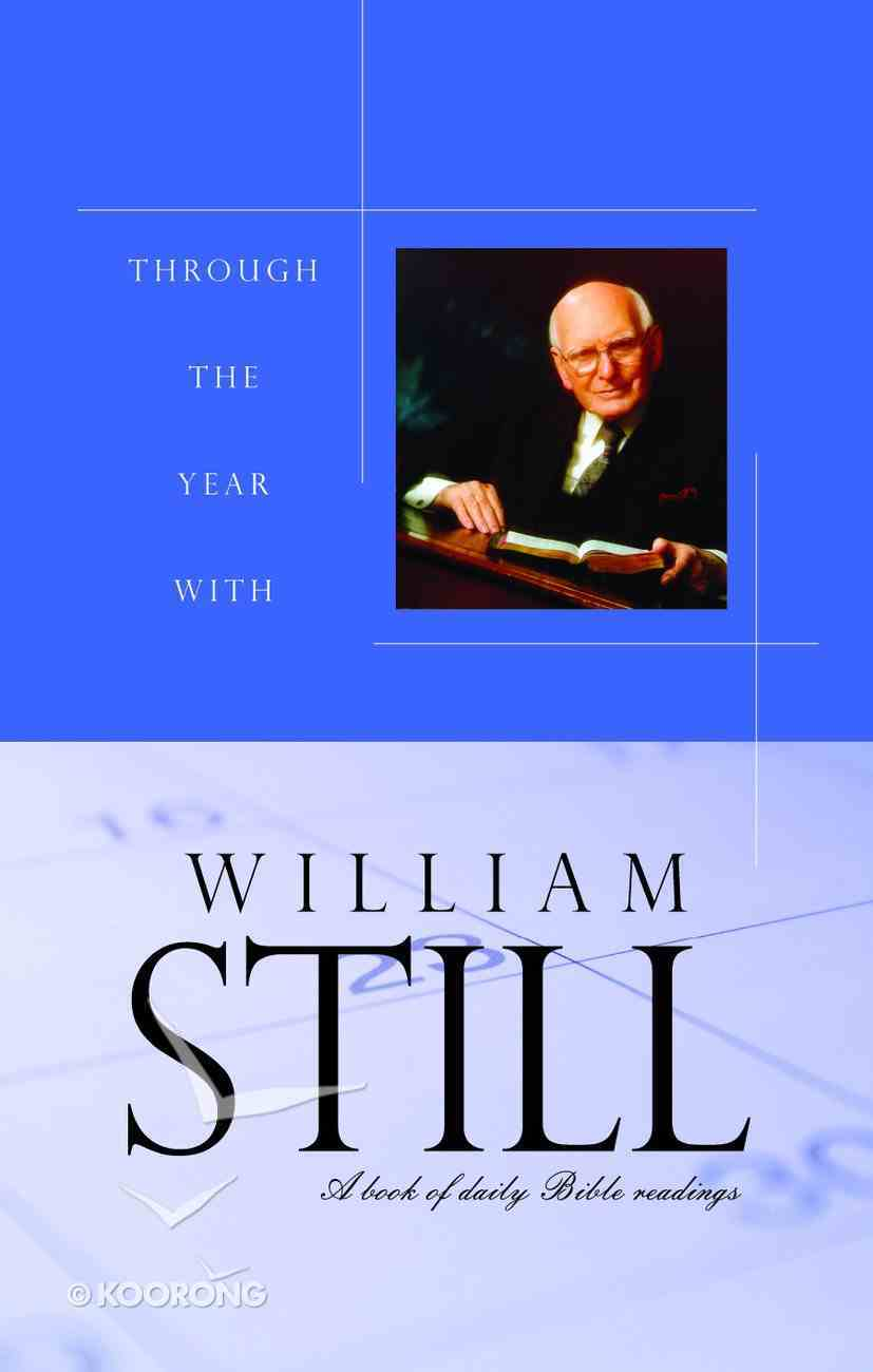 Through the Year With William Still Hardback