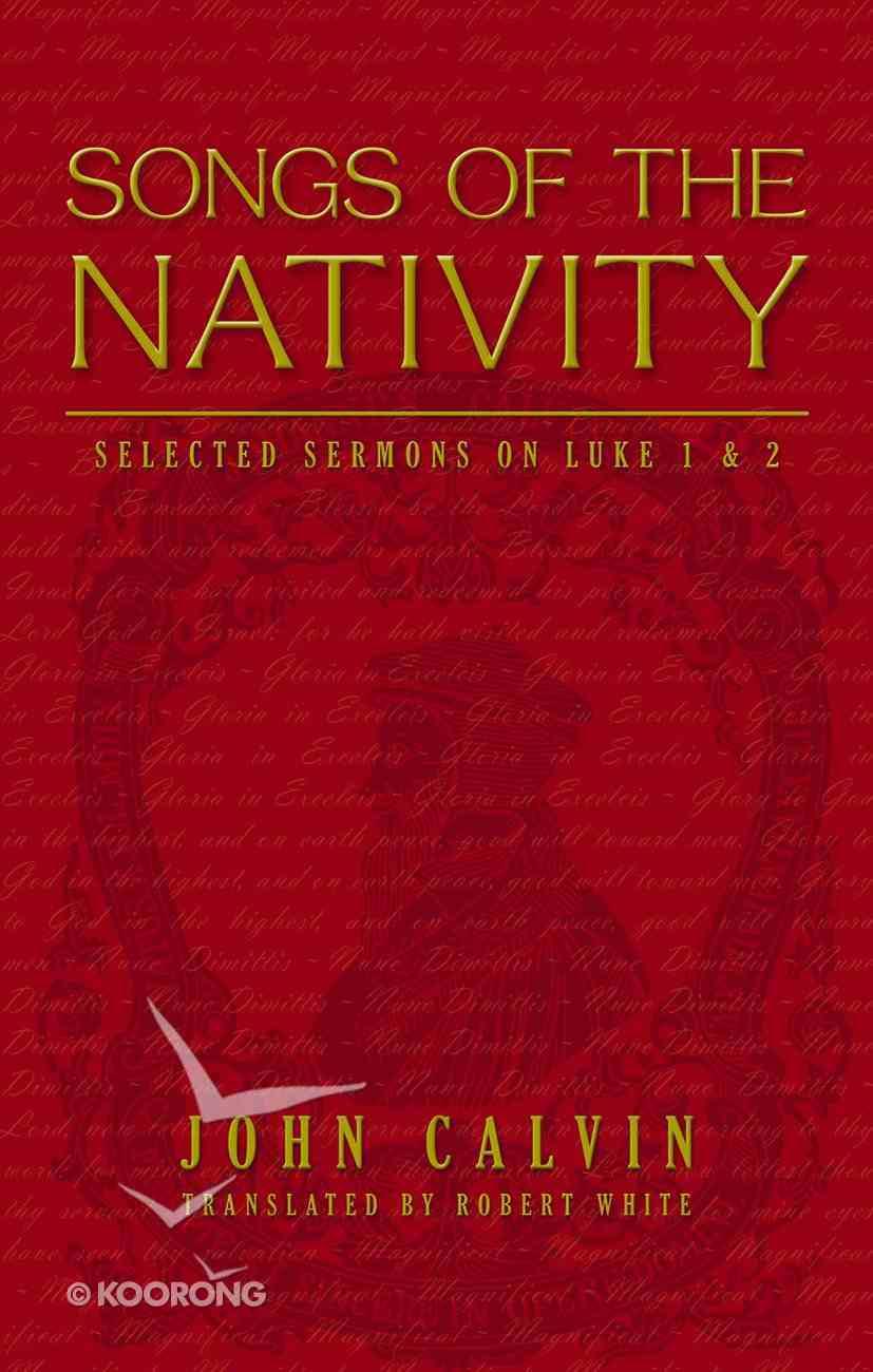 Songs of the Nativity Hardback