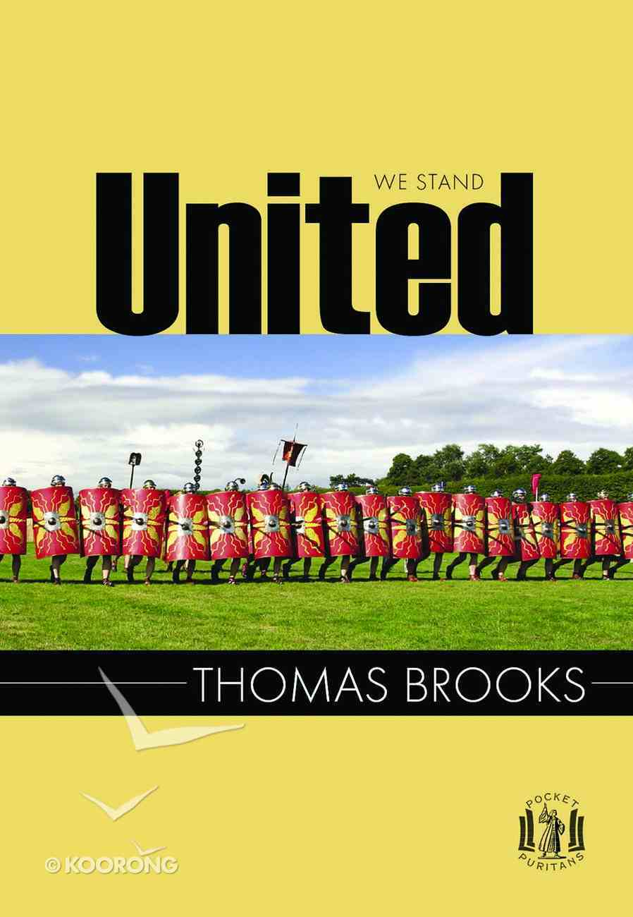 United We Stand (Pocket Puritans Series) Paperback