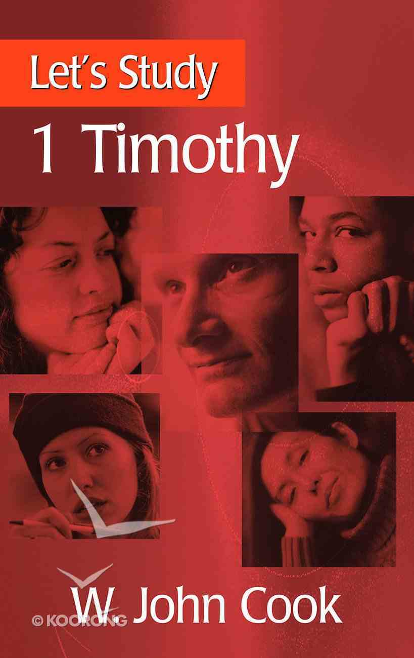 1 Timothy (Let's Study (Banner Of Truth) Series) Paperback