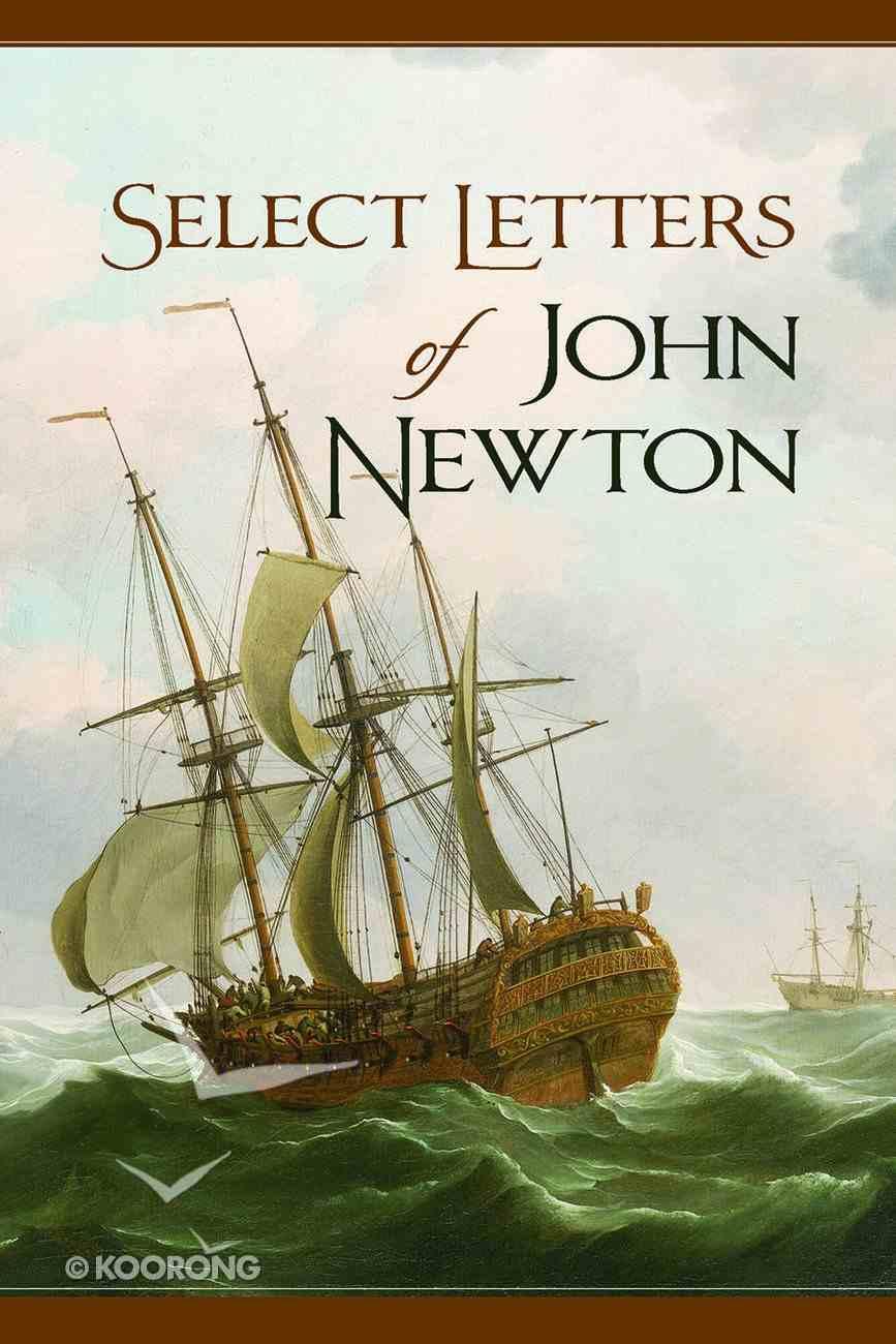 Select Letters of John Newton Paperback