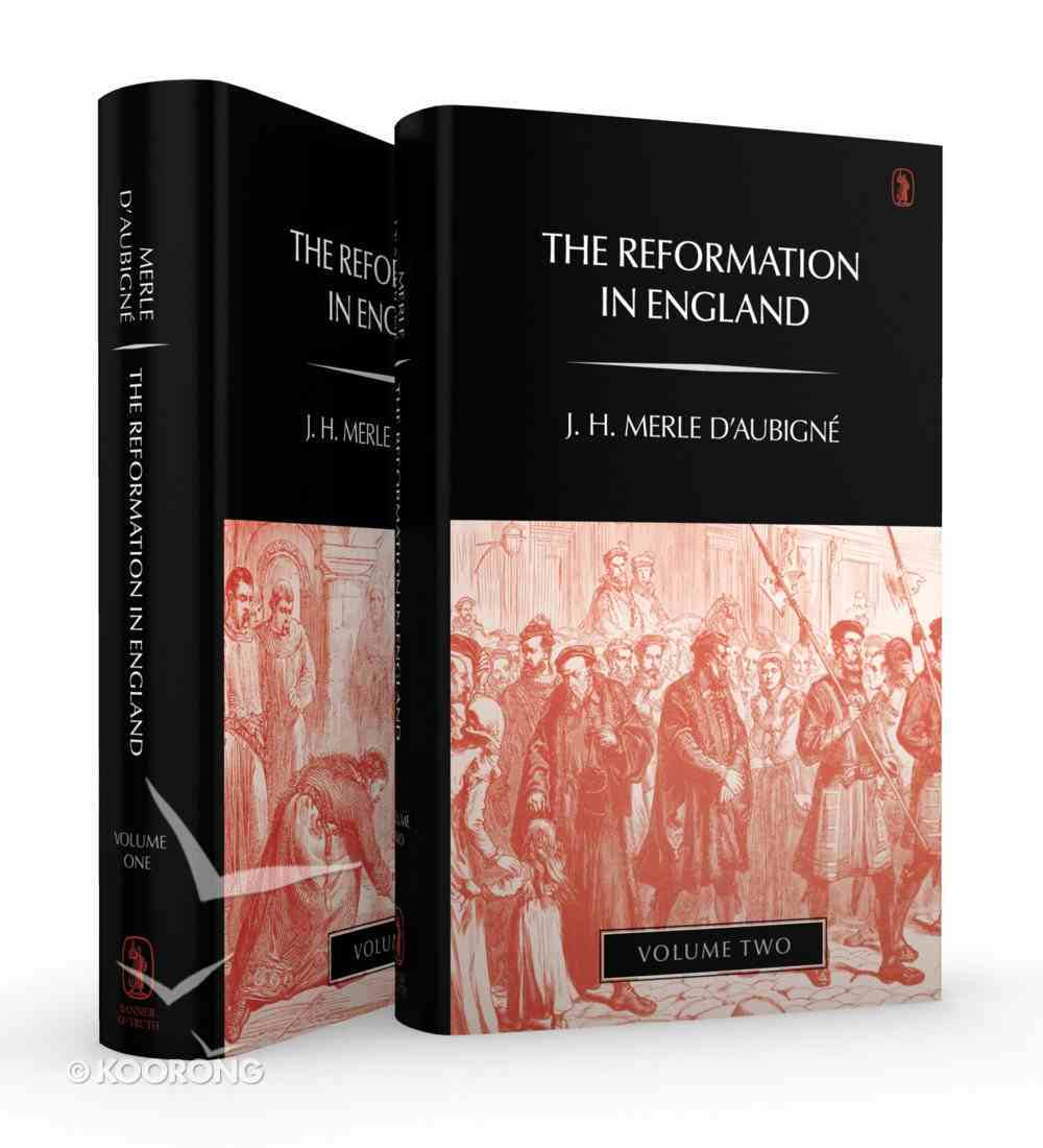 The Reformation in England (2 Vols) Pack