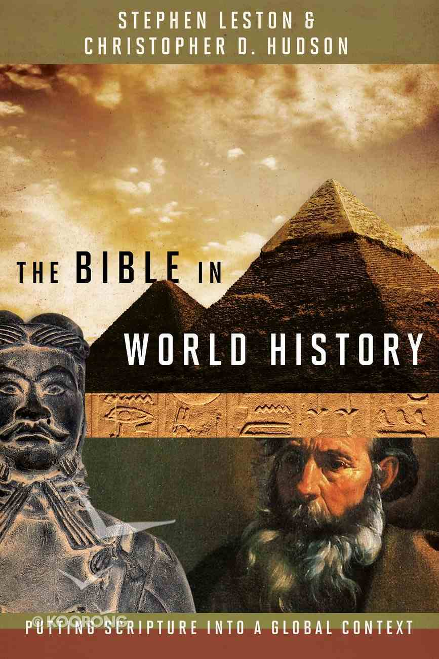 The Bible in World History Paperback