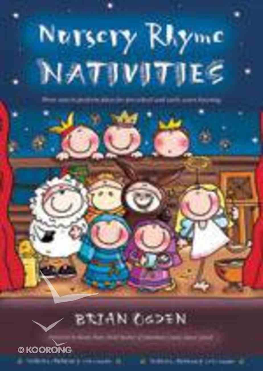 Nursery Rhyme Nativities Paperback