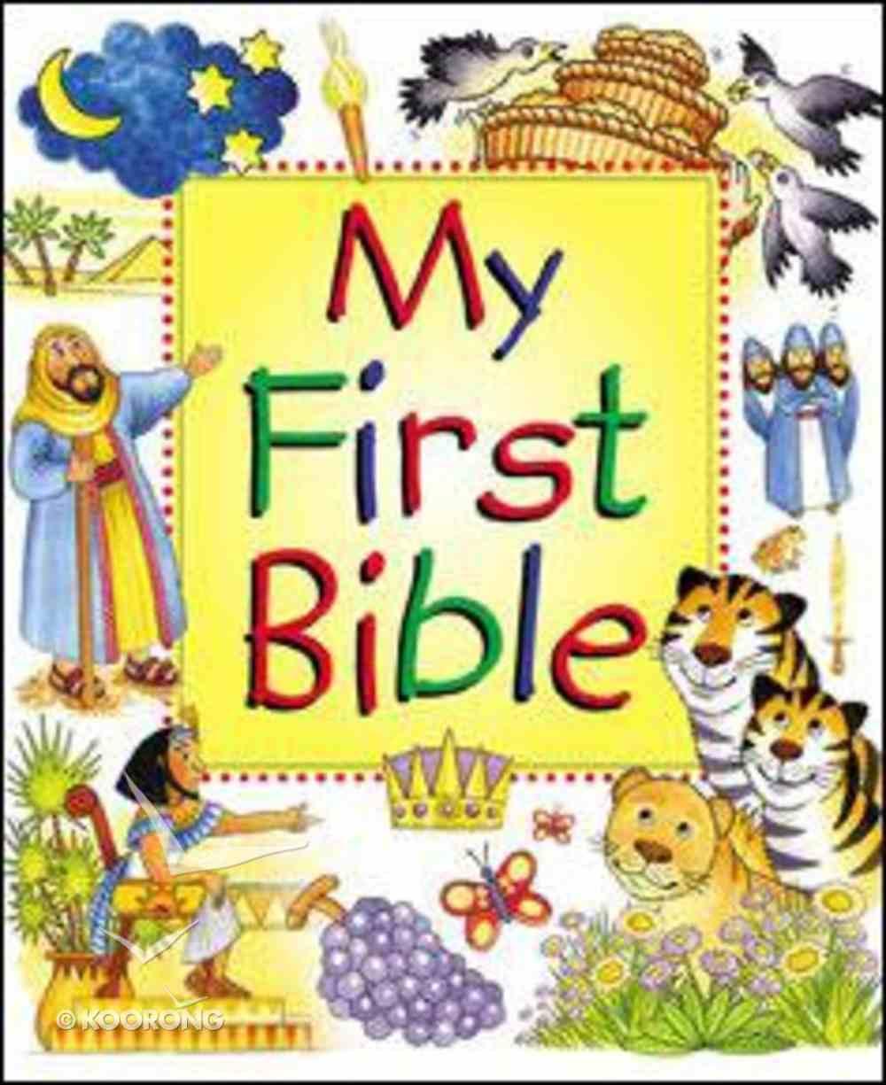 Emy First Bible Hardback