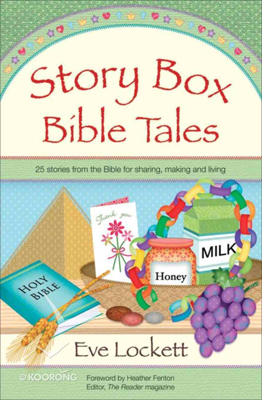 Story Box Bible Tales (Barnabas For Children Series) Paperback