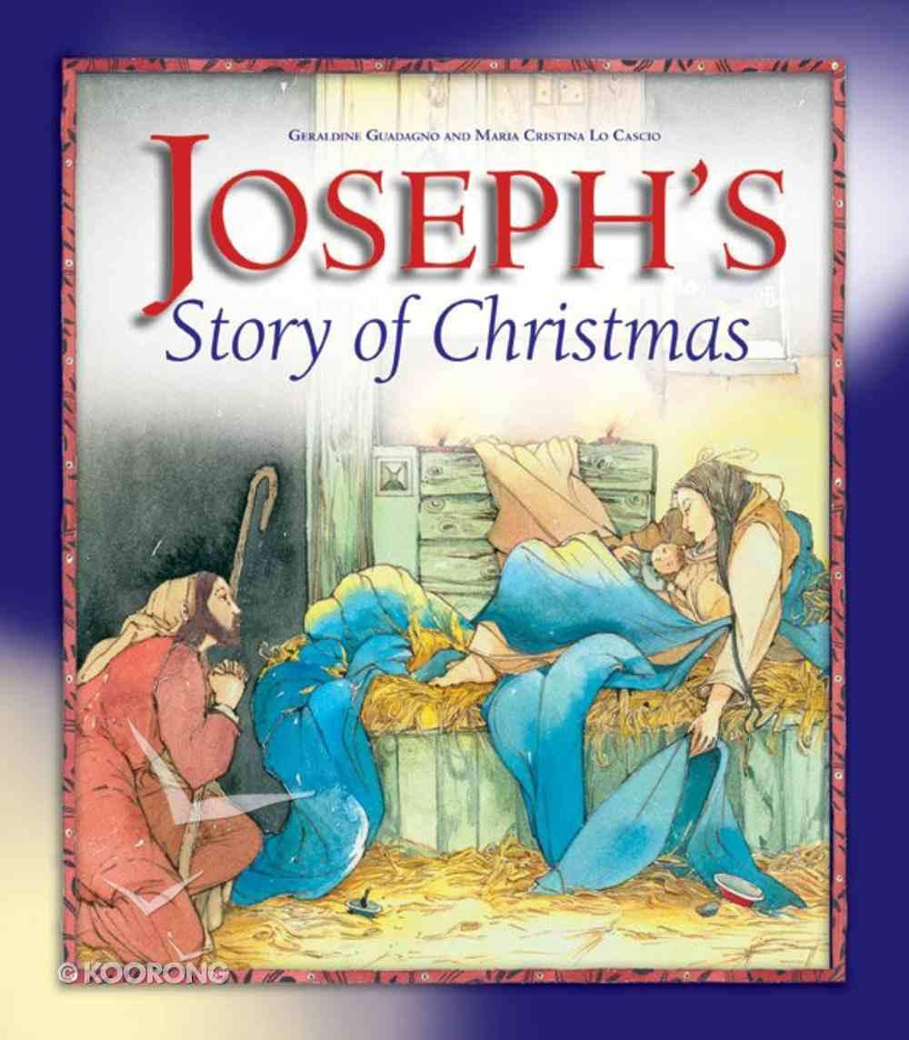 Joseph's Story of Christmas Hardback