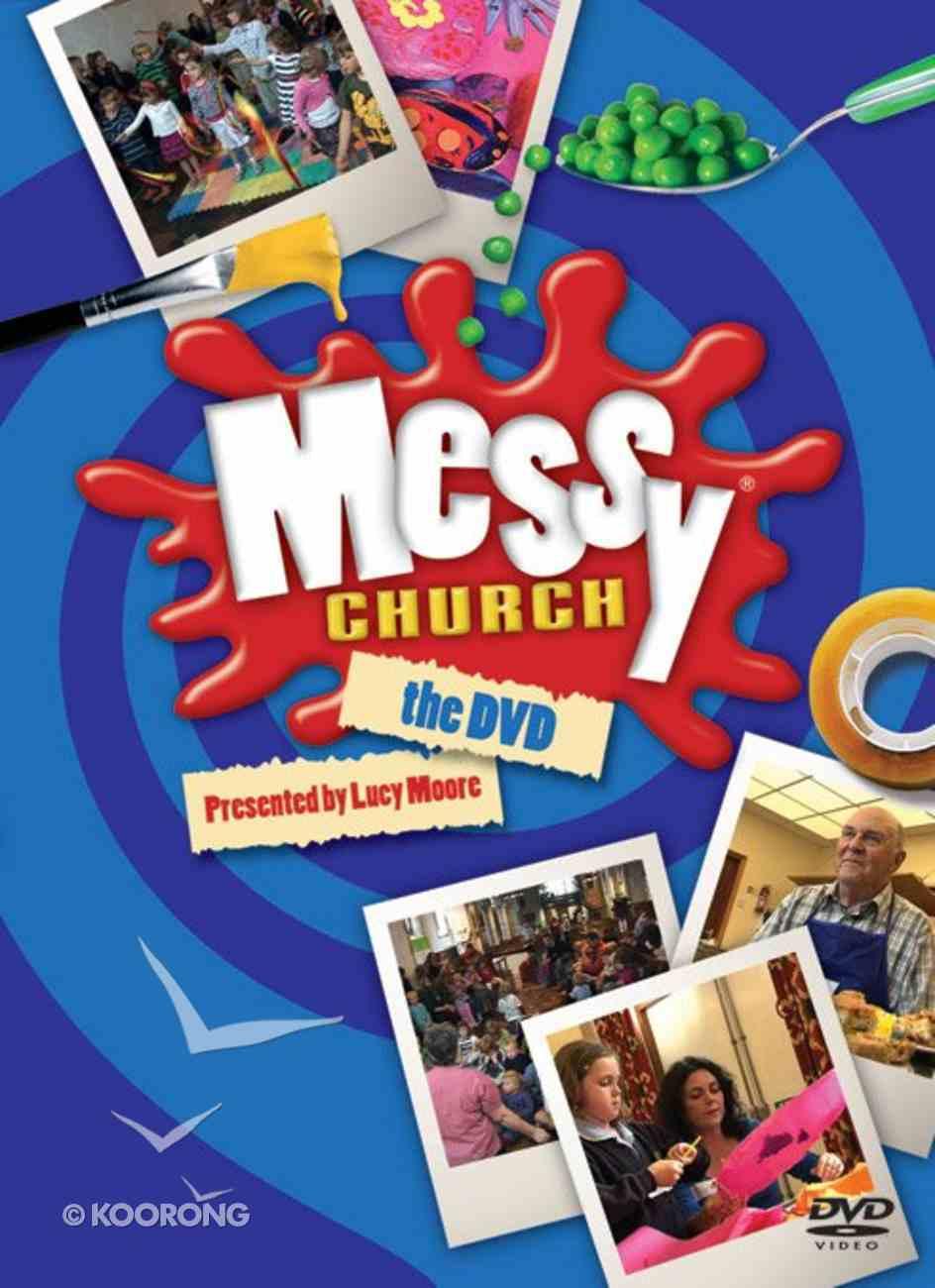 Messy Church (Messy Church Series) DVD