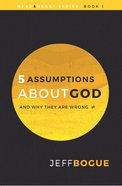 Hams #01: Five Assumptions About God And Why They Are Wrong image