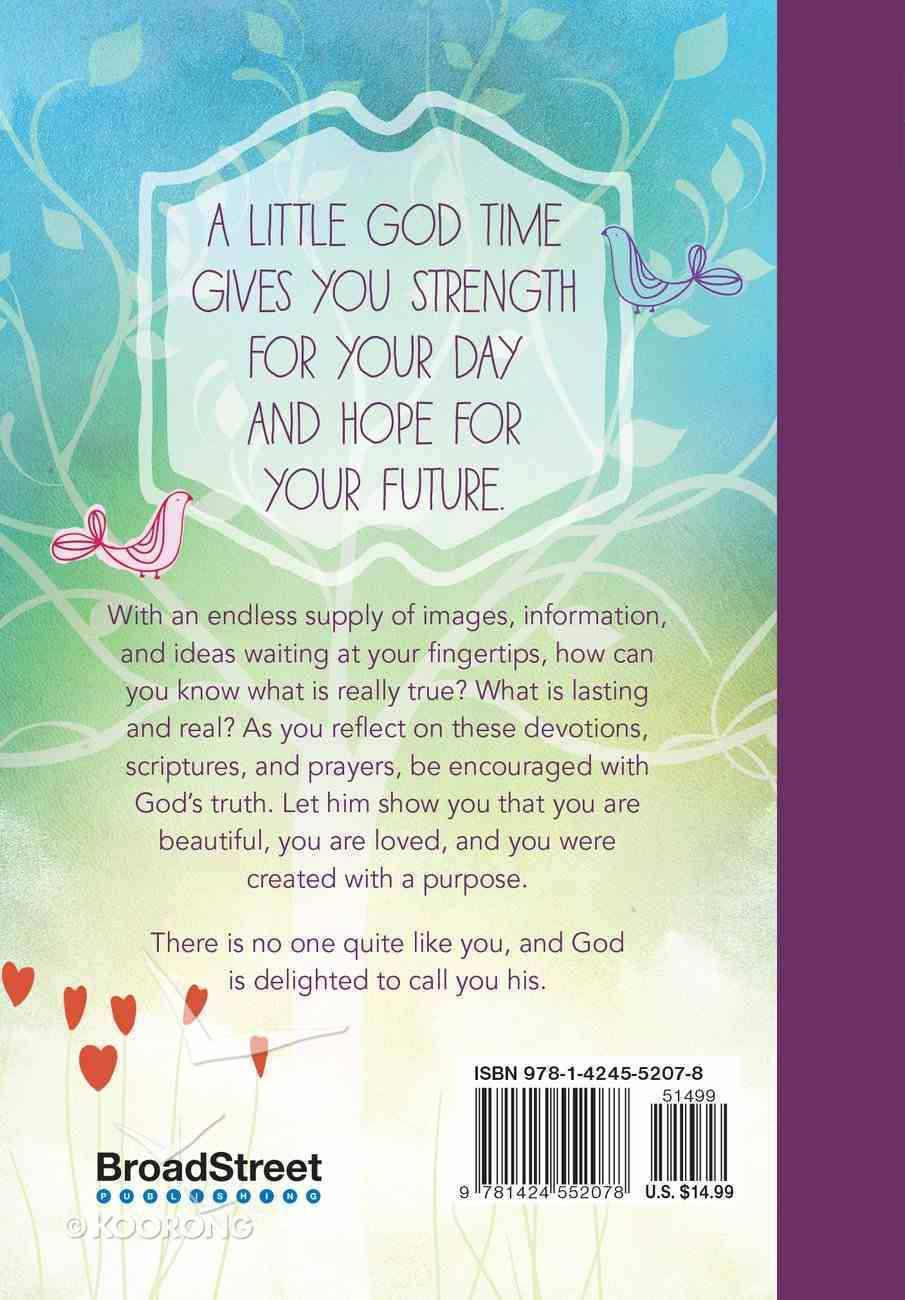 A Little God Time For Teens: 365 Daily Devotions Hardback