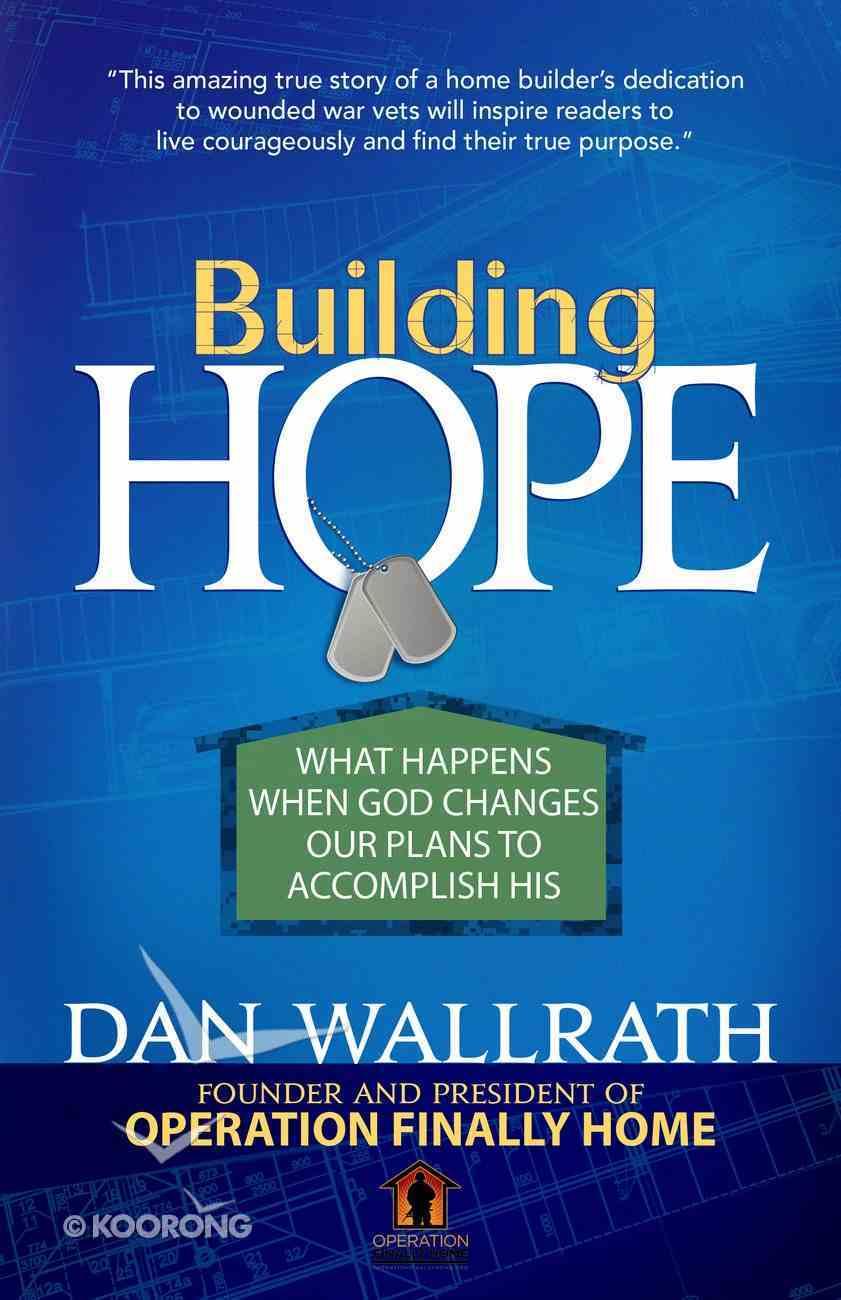 Building Hope Paperback
