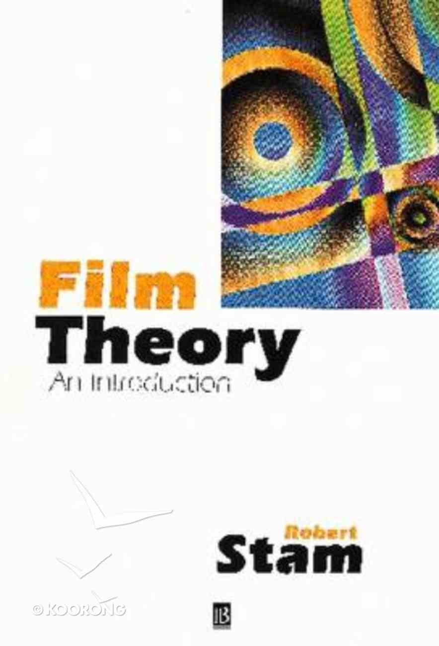 Film Theory Paperback