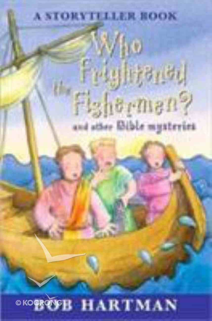 Who Frightened the Fishermen? Paperback