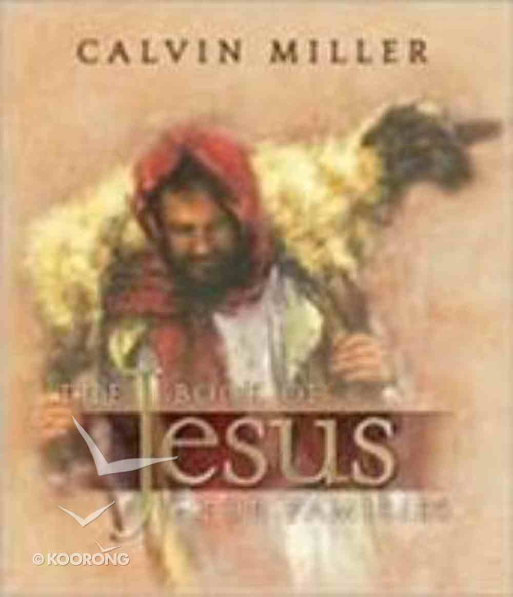 The Book of Jesus For Families Hardback
