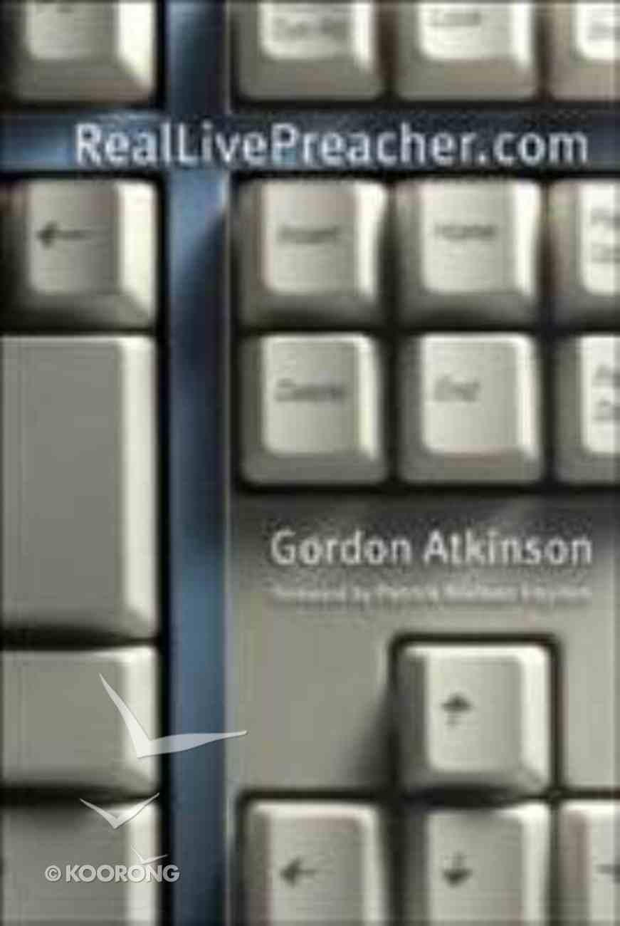 Reallivepreacher.Com Paperback