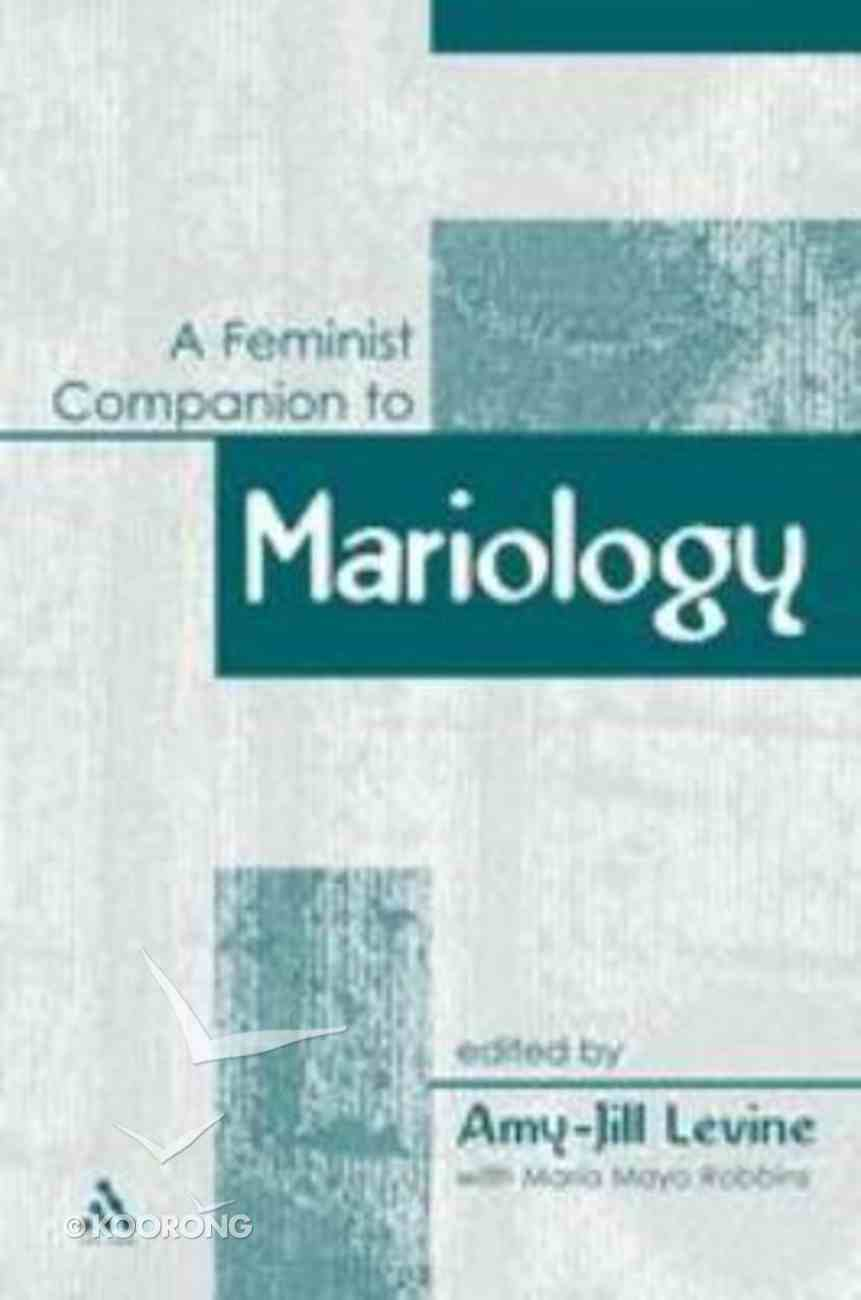 Feminist Companion to Mariology Paperback