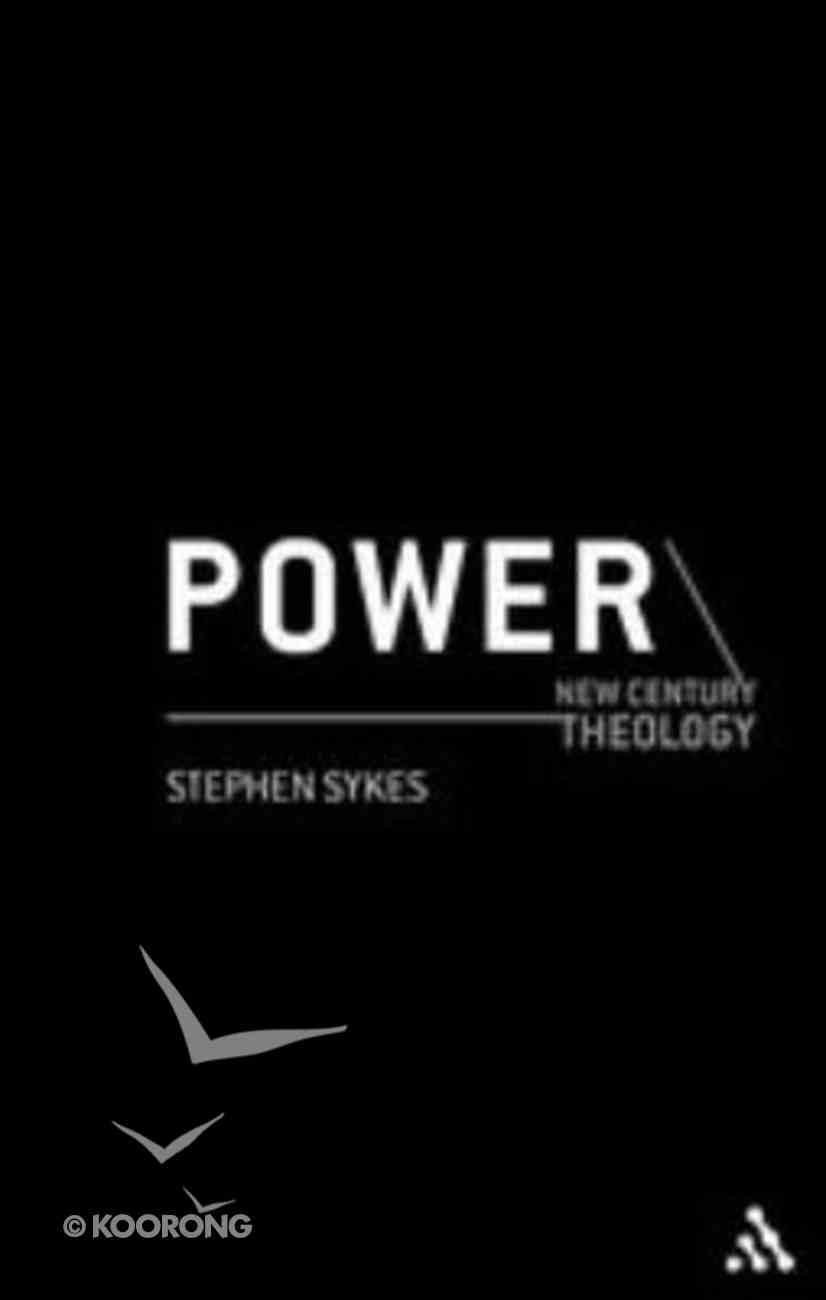 Power (New Century Theology Series) Paperback