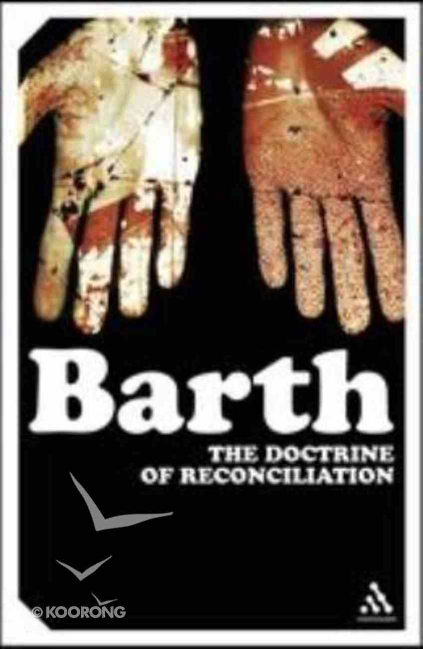 The Doctrine of Reconciliation Paperback