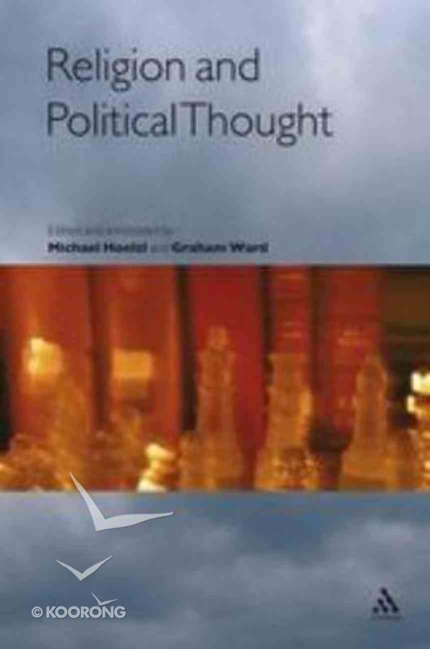 Religion and Political Thought Paperback