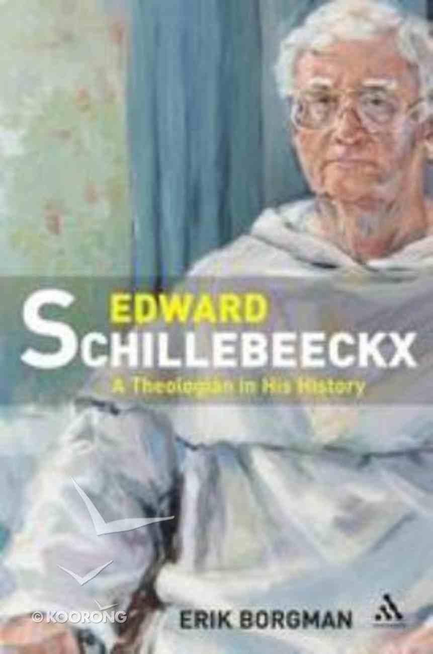 Edward Schillebeeckx Paperback