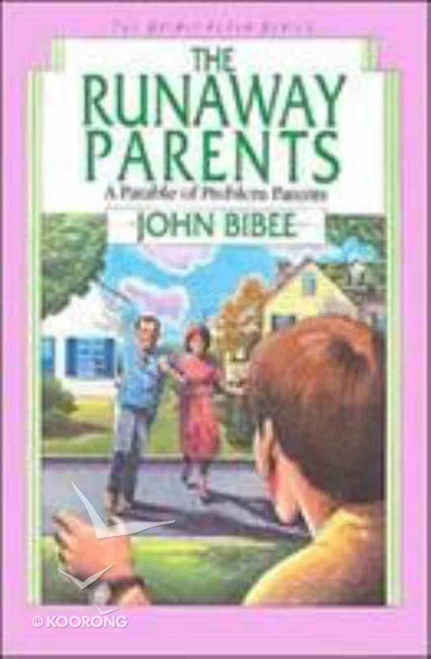 The Runaway Parents (#06 in Spirit Flyer Series) Paperback