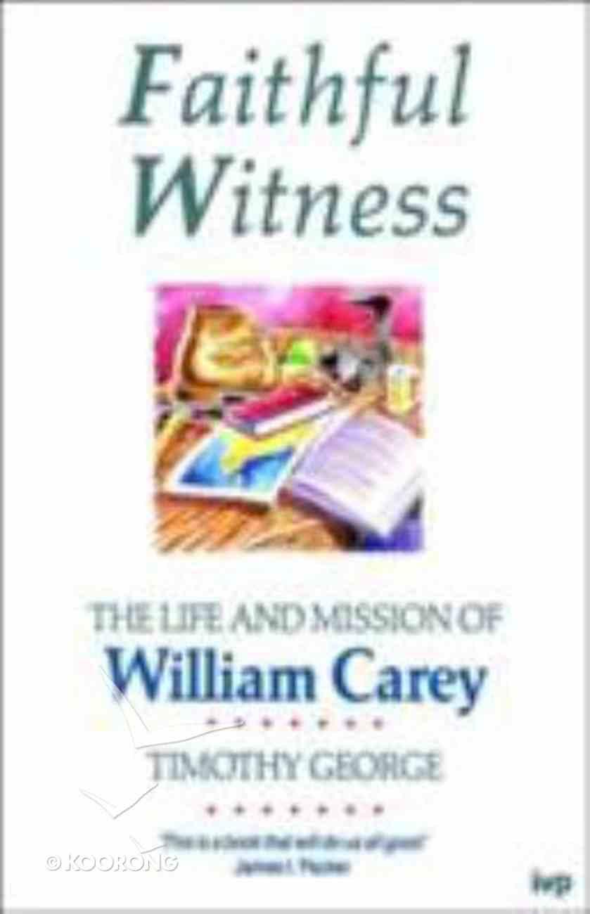 Faithful Witness Paperback