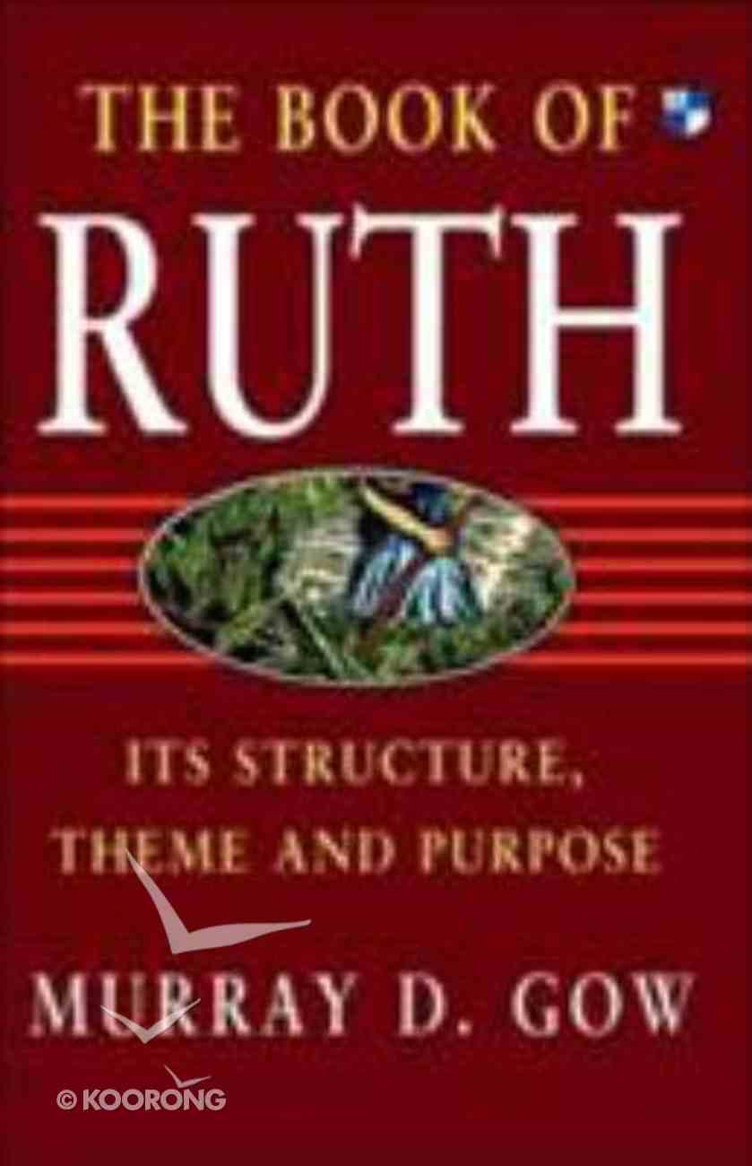 The Book of Ruth Hardback