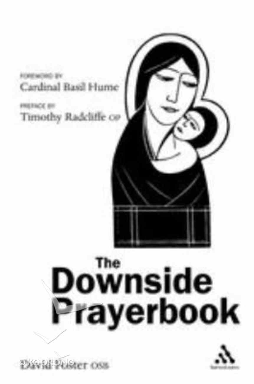 The Catholic Prayerbook From Downside Abbey Paperback