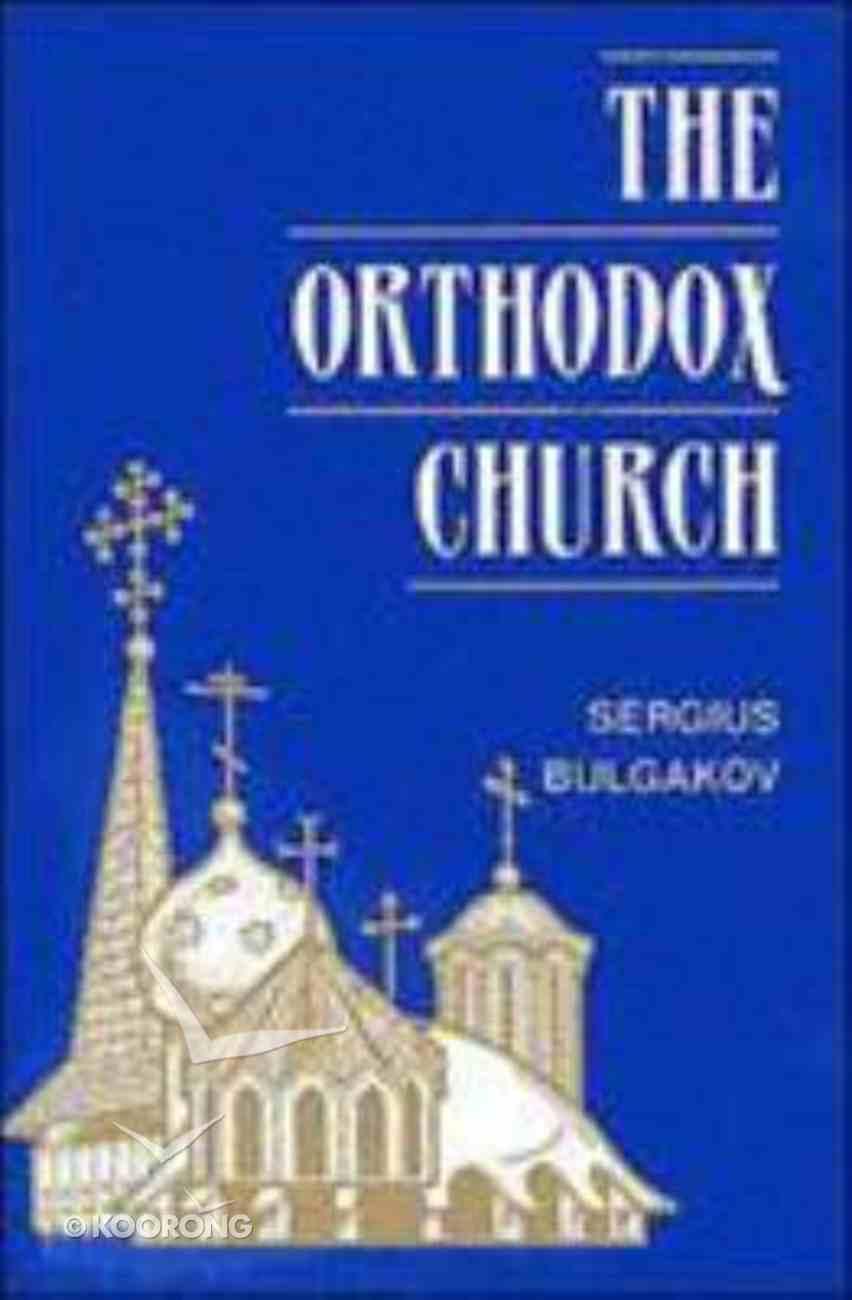 Orthodox Church Paperback