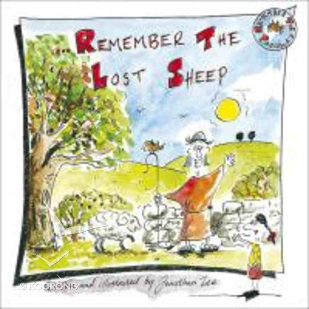 The Lost Sheep (Remember The Parables Series) Paperback