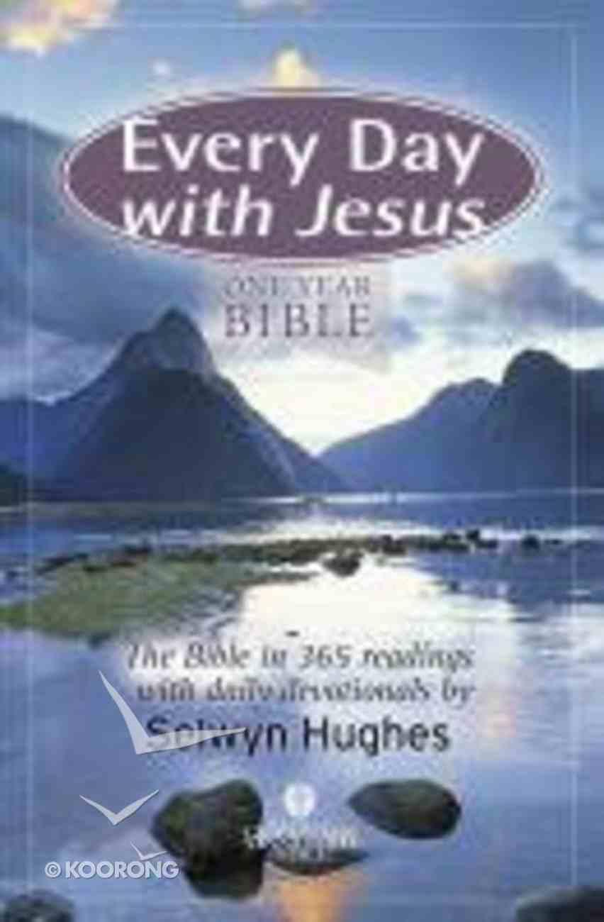 EDWJ One Year Bible Hardback