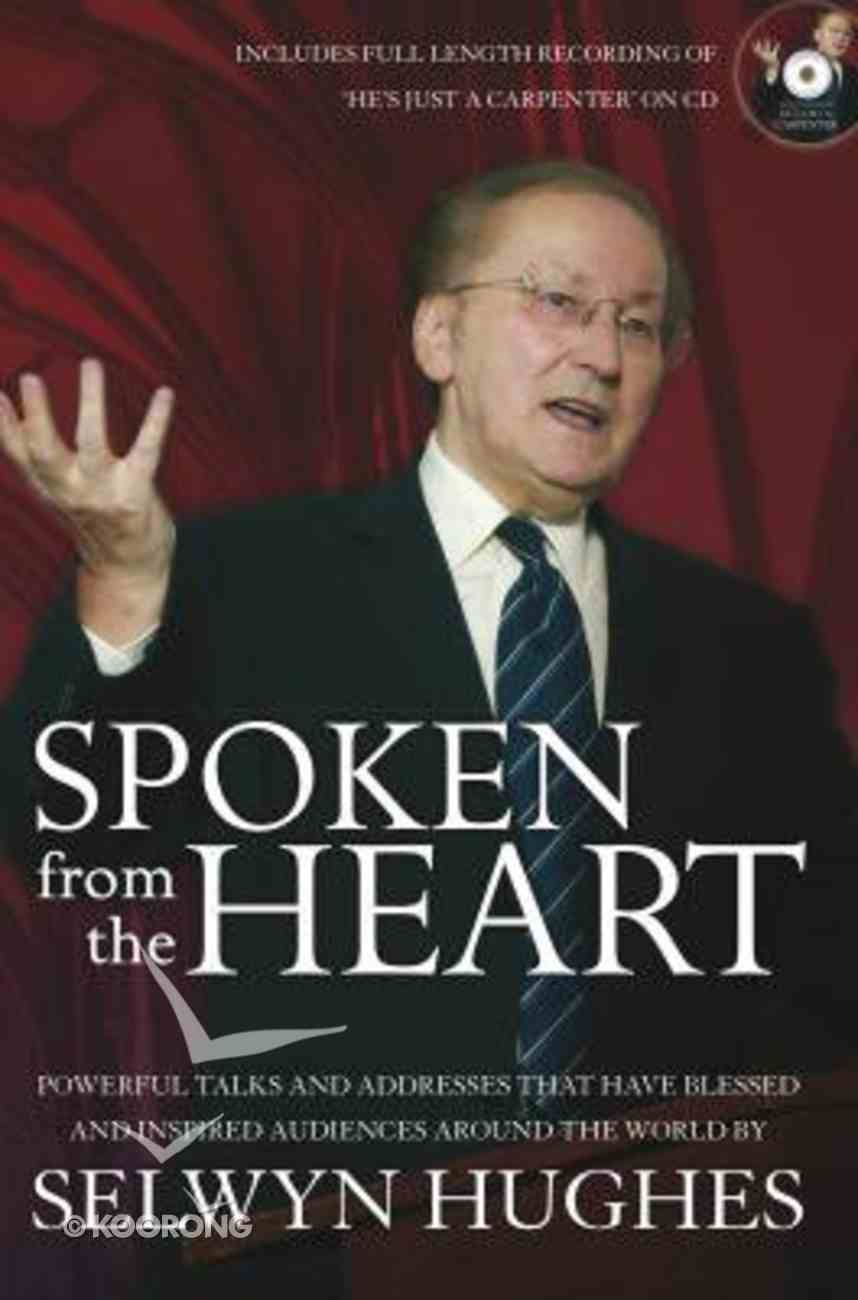 Spoken From the Heart Paperback