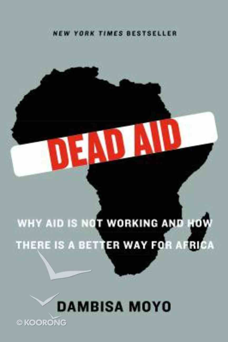Dead Aid Paperback