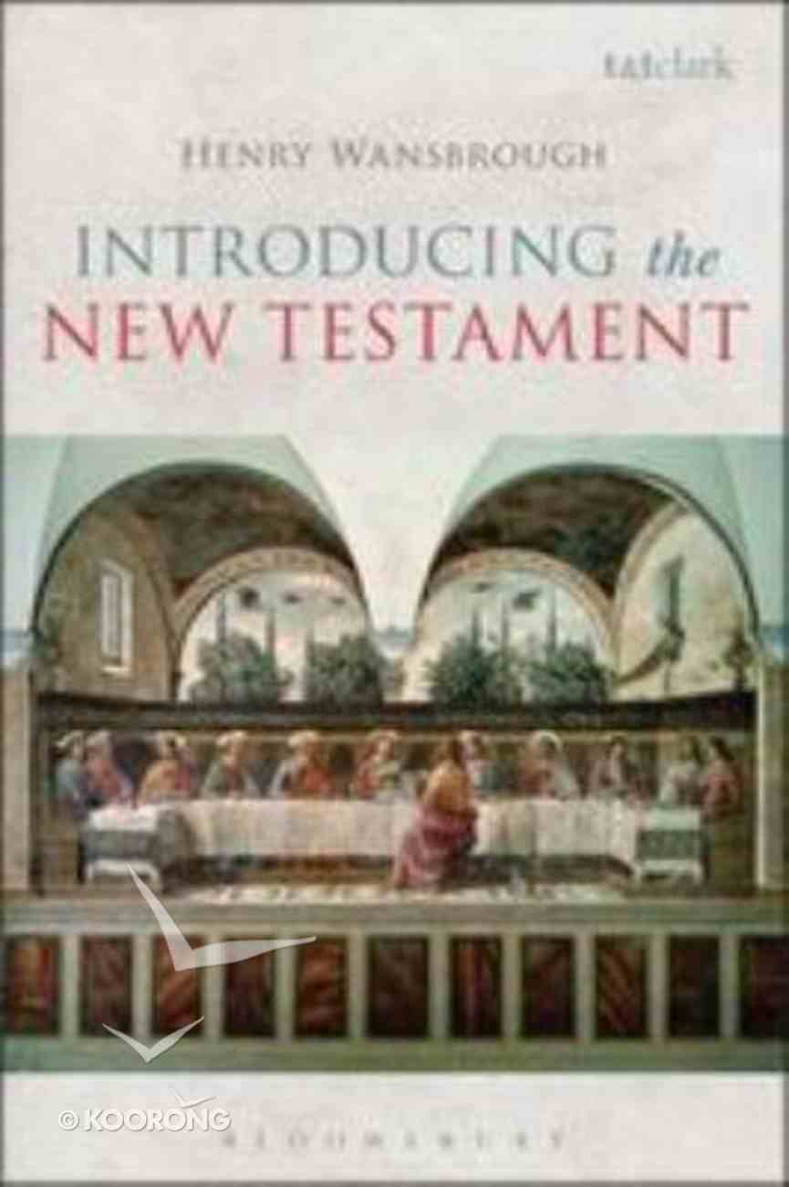 Introducing the New Testament Hardback