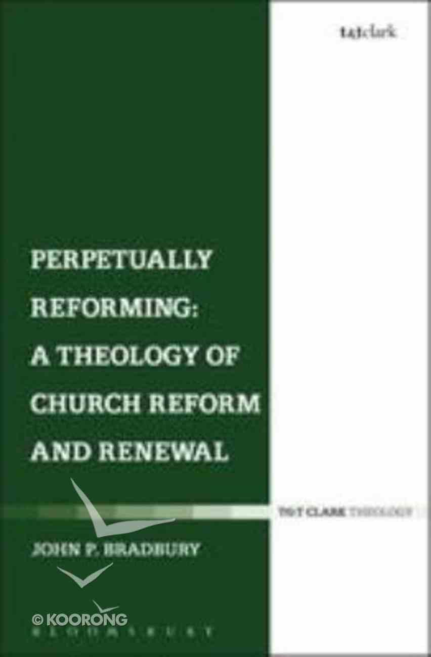 Perpetually Reforming Paperback