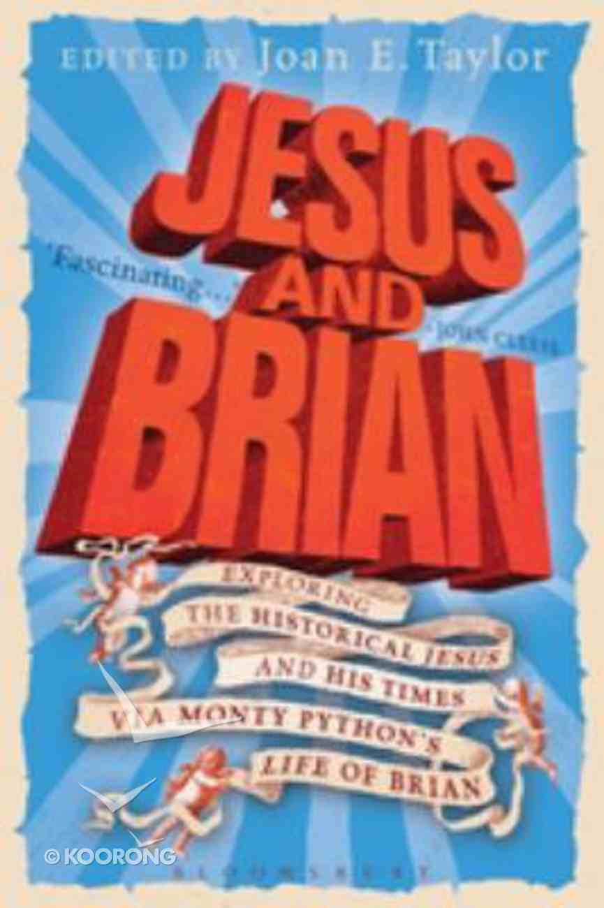 Jesus and Brian Paperback