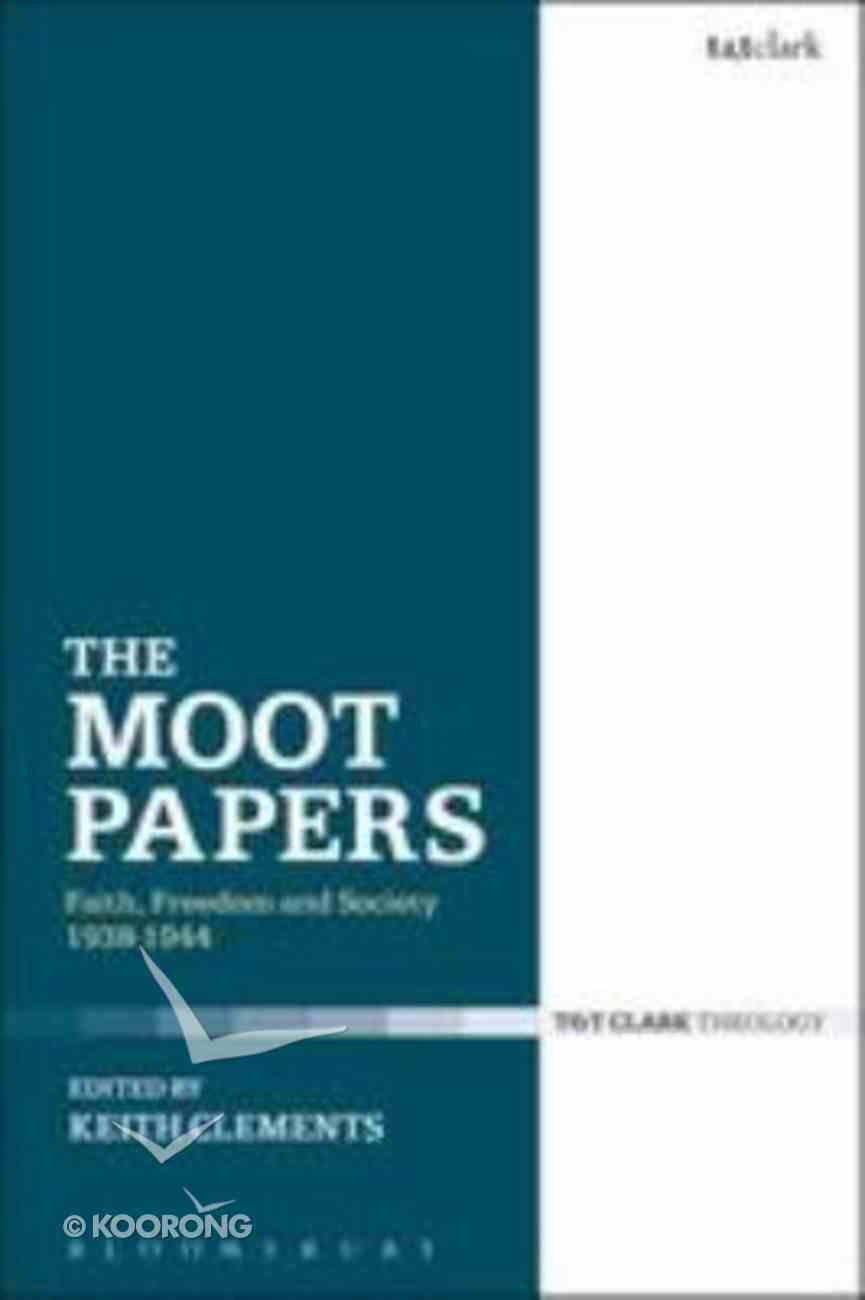 The Moot Papers Paperback