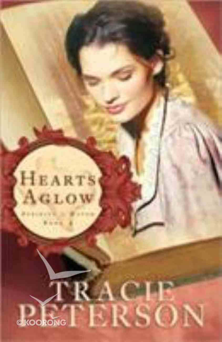 Hearts Aglow (Large Print) (#02 in Striking A Match Series) Paperback