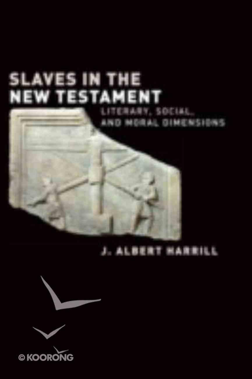 Slaves in New Testament Paperback