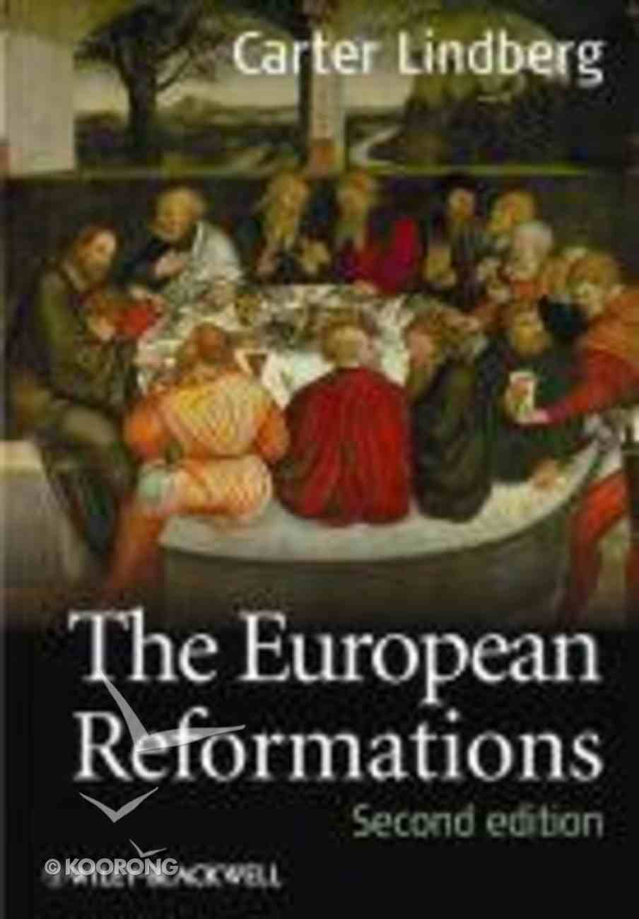 The European Reformations Hardback